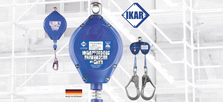 Antichutes de charge de la marque IKAR