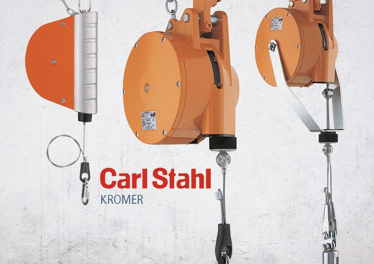 Equilibreurs et rappels de charge de la marque Carl Stahl KROMER