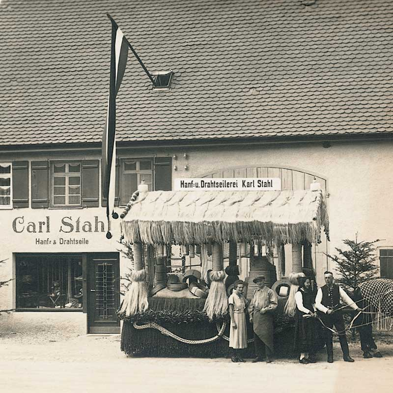 Photo historique 1880 Carl Stahl
